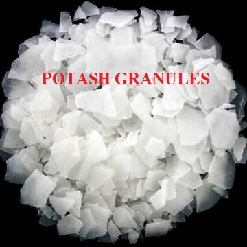 Potash Granules Fertilizer