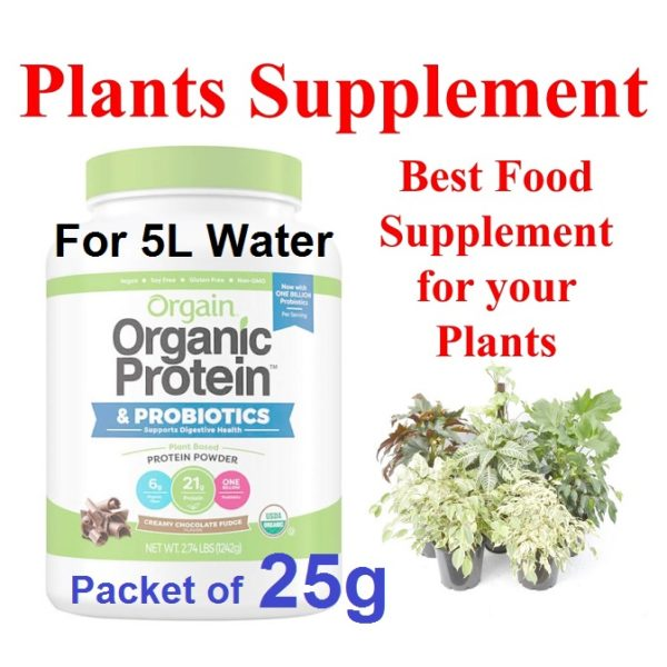 Plant Food Supplement